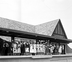 The Birmingham Grand Trunk Railroad Station