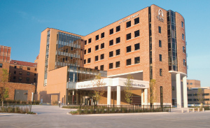 U-M Rachel Upjohn Building