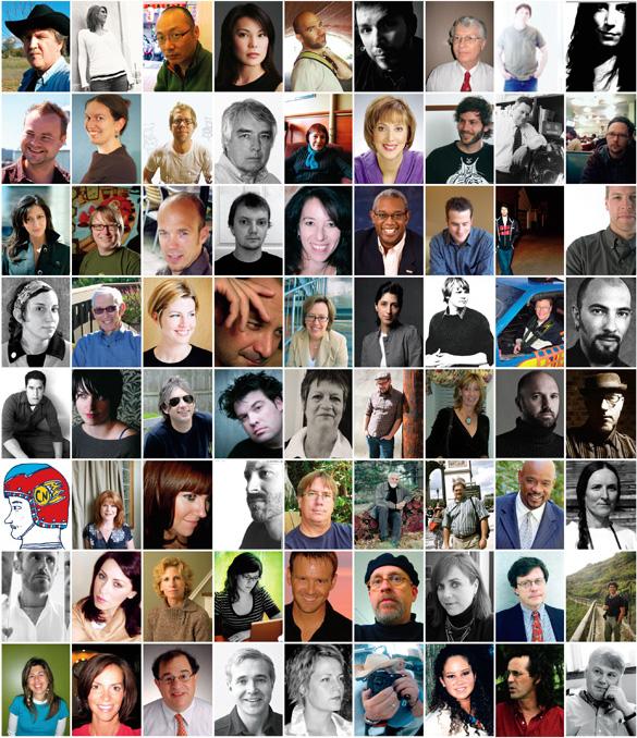 Contributors: December 2008
