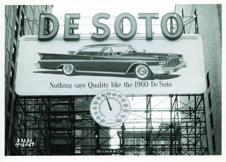 The Way It Was – De Soto, 1960