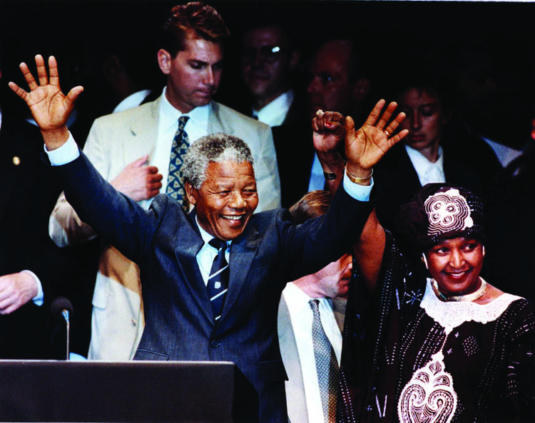 The Way It Was – Nelson Mandela, 1990