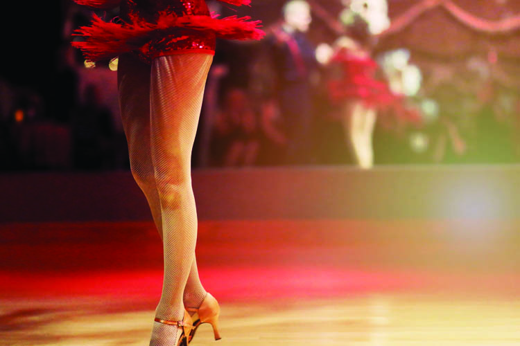 How Metro Detroiters Are Making Connections Through Ballroom Dancing