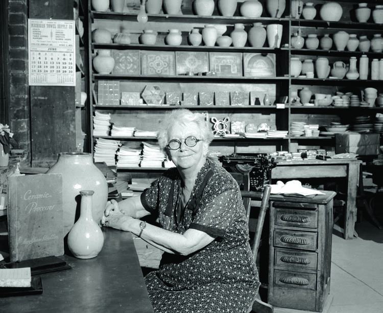 The Way It Was – Pewabic Pottery, 1957