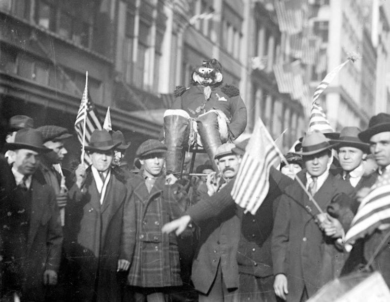 The Way It Was – Veterans Day, 1918