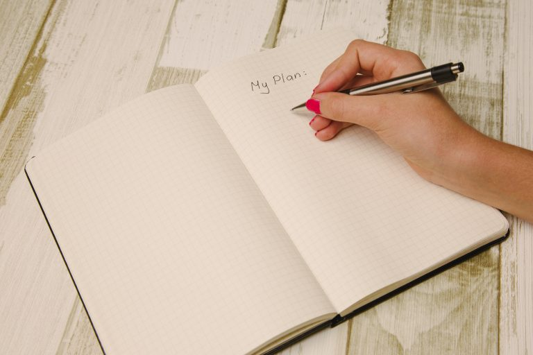 Four Tips For Getting Your New Year's Resolutions Back on Track
