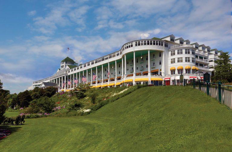 Mackinac's Grand Hotel Subject of WTVS Documentary