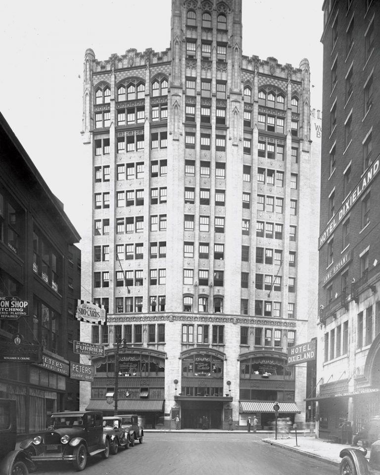 The Way It Was – Metropolitan Building, 1927