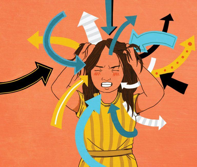ADHD in Women Often Misdiagnosed
