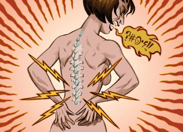 The Pain Points of Fibromyalgia