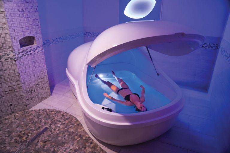 Does Flotation Therapy Work?