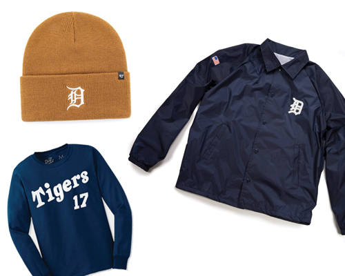 5 Sporty Styles for Detroit Tigers' Opening Day
