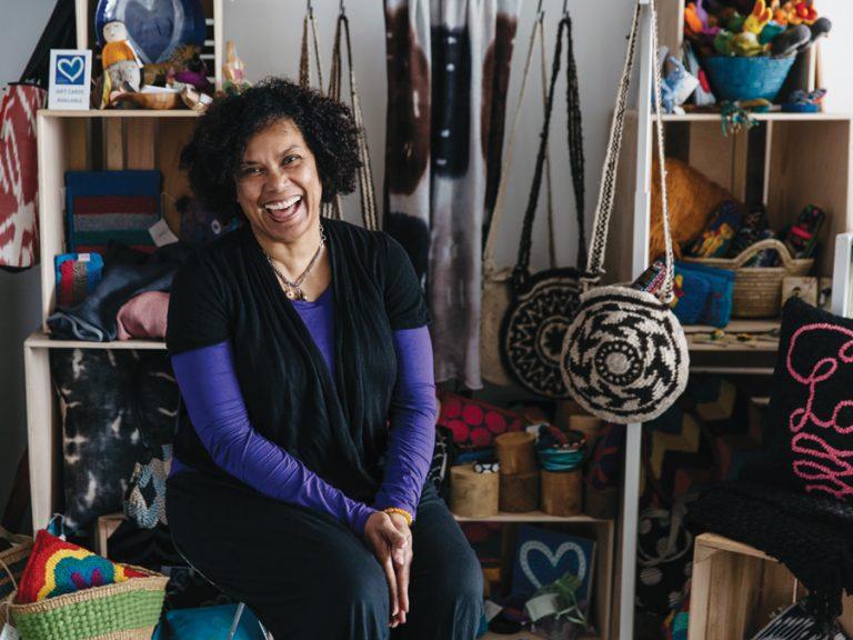 Detroit Entrepreneur Focuses on Helping Women in Developing Countries