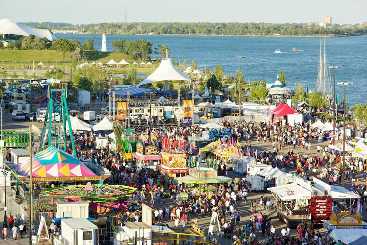 Detroit's Summer Festival Season Kicks Off with GM River Days