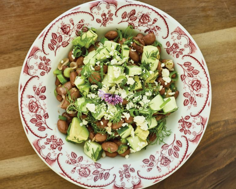 Warm Bean Salad Recipe from Rose's Fine Foods