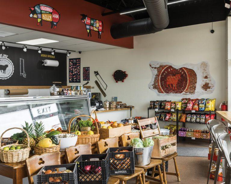 Sylvan Lake Gets Neighborhood Butcher Shop