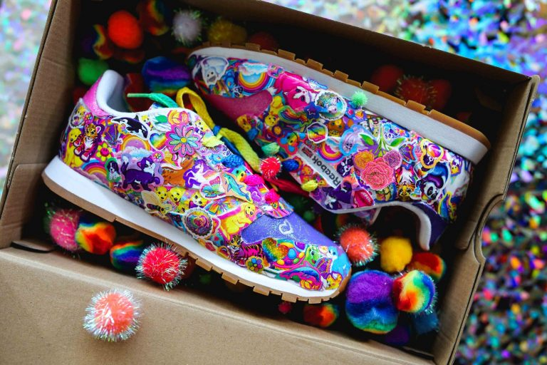 Lisa Frank and Reebok Team Up for the Giveaway of a '90s Enthusiast's Dreams