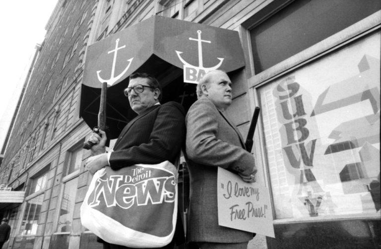 Newspaper Wars in a Trump World