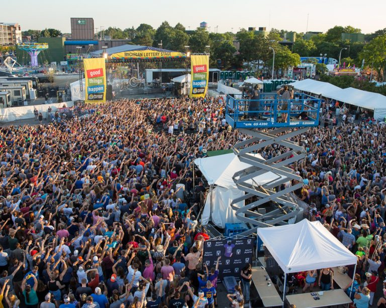 Ford Arts, Beats, and Eats Celebrates 20 Years This Labor Day Weekend