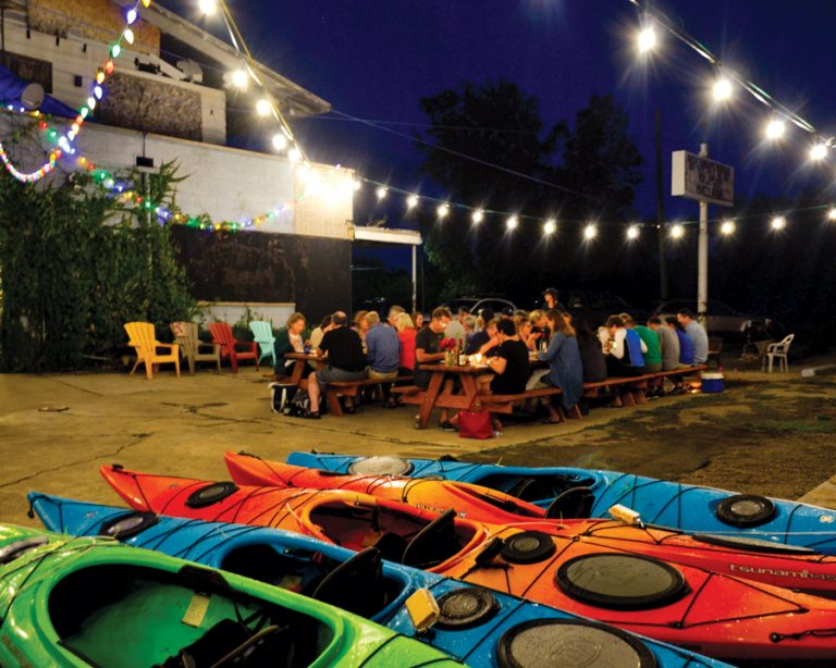 Paddle-to-Table with Detroit River Sports