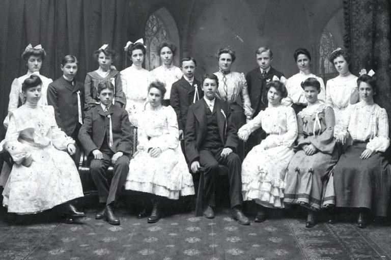 The Way It Was – Eastern High School, 1907