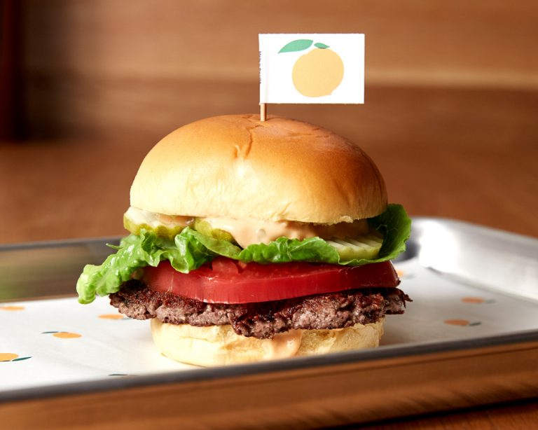 The Vegan Impossible Burger Officially Debuts in Royal Oak
