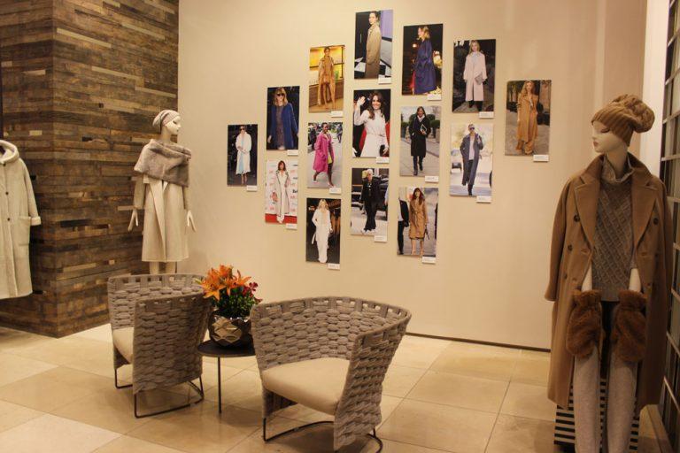 Max Mara Photo Exhibit Makes a Stop at Somerset Collection