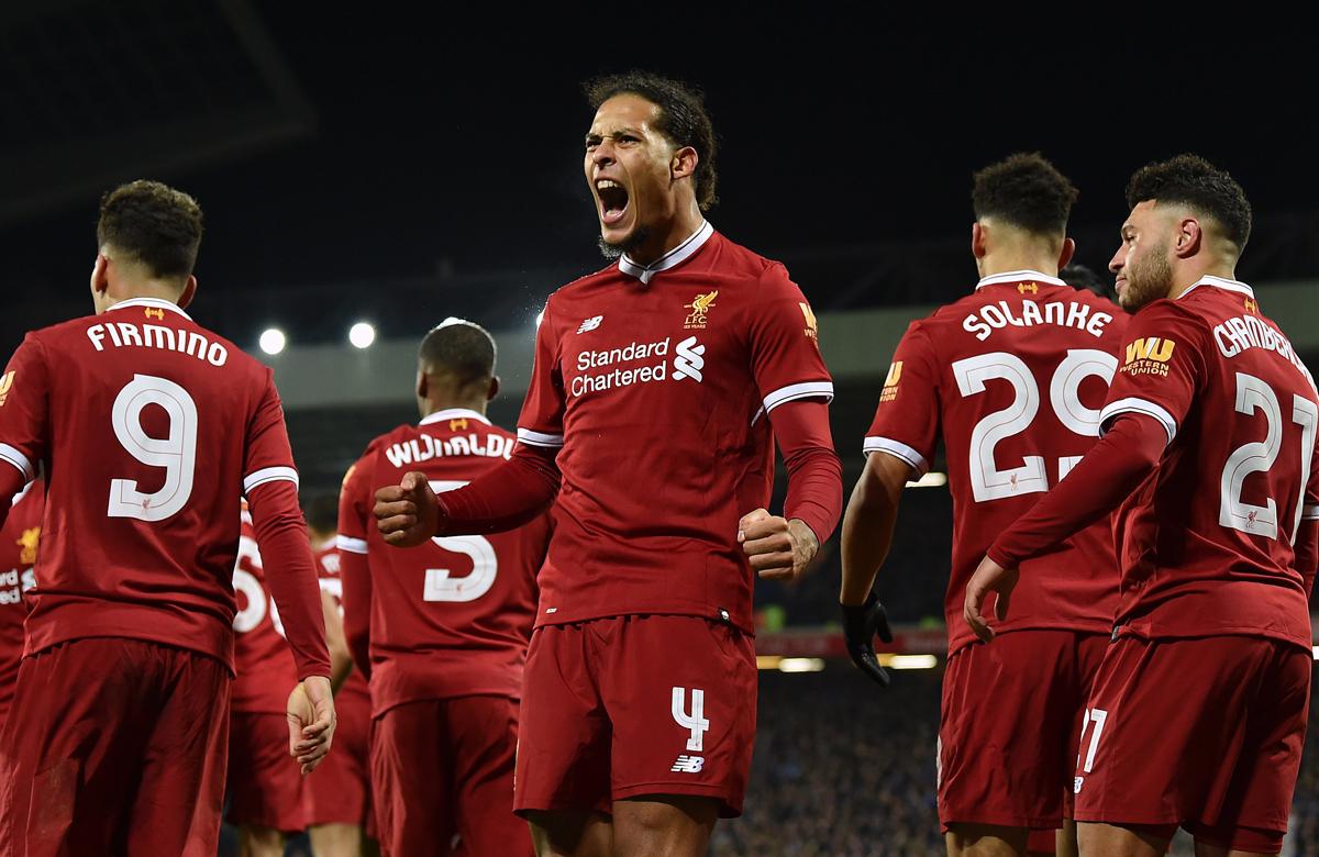 Manchester vs. Liverpool