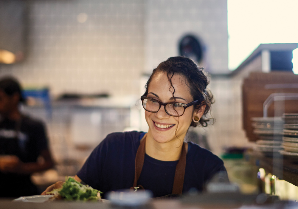 Executive Chef Jessi Patuano