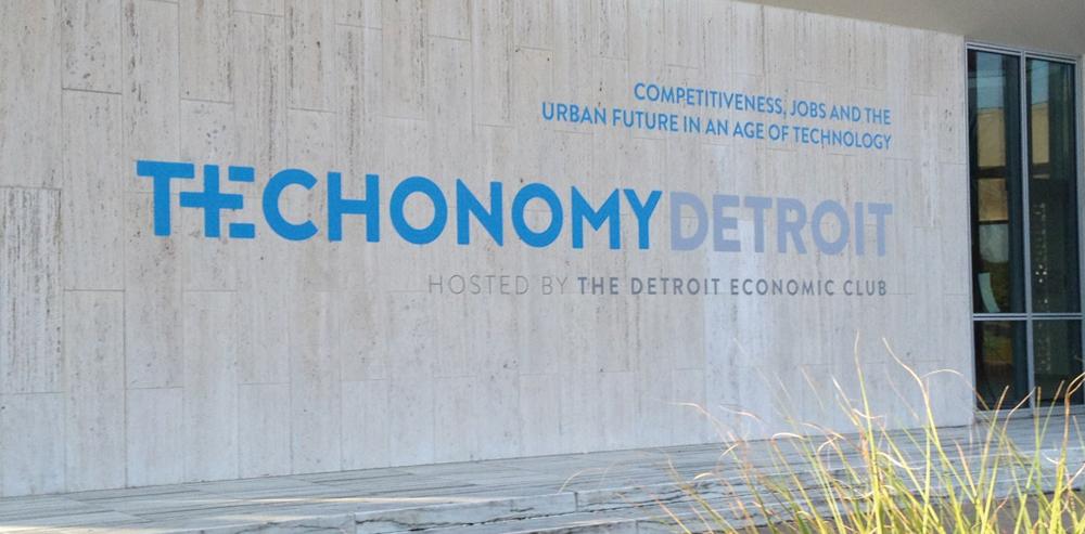 Techonomy Detroit