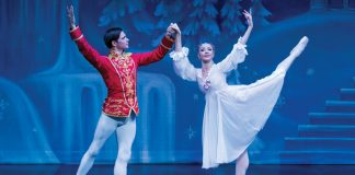 Great Russian Nutcracker Moscow Ballet