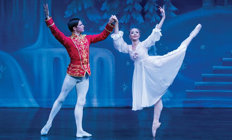 Great Russian Nutcracker Moscow Ballet