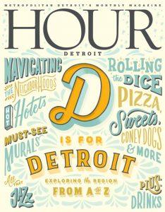 Hour Detroit Gift Subscription