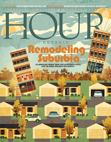 Hour Detroit Subscription Renewal