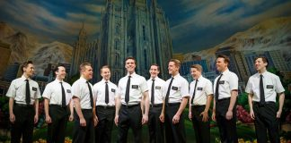 The Book of Mormon teaser