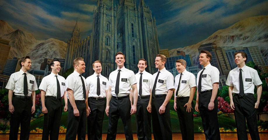 The Book of Mormon teaser