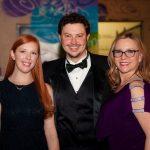 Karen and Dr. Matt Cook, Michele Fredericks