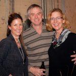 Kathleen Boudreau, David and Elizabeth Buchanan