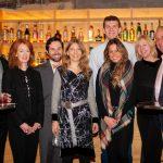 Mike and Heidi Coburn, Scott Cameron, Katrin Schill, Evan Rouce, Janna Pearlstein, Christine Rouce, Rick Saro