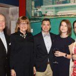 Doug and Diane Dossin, Joe Regimbald, Claire Dossin, Elana Rugh