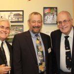 Dr. Kevin Hanlon, Joel Stone, John Bennett