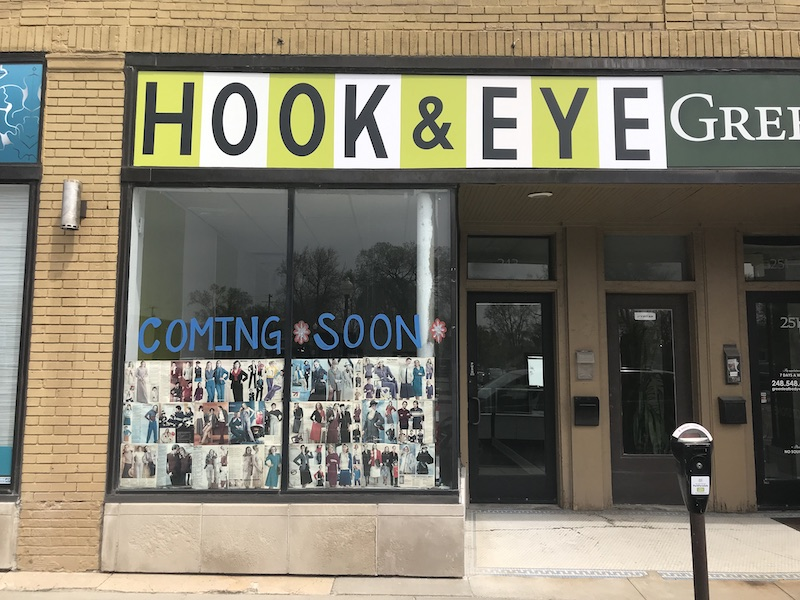 Hook & Eye - Vintage