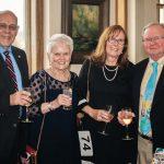 John and Lois VanStipdonk, Elaine and Bill Lynch