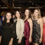 Lissa Lewinski, Rebecca Breeding, Kelsey Lewinski, Cassandra Chronis