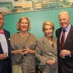 Stephen and Bobbi Polk, Janet and Gary Van Elslander