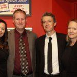 Traci and Brian Charlton, Dan and Colleen Kinkead