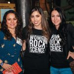 women rock science