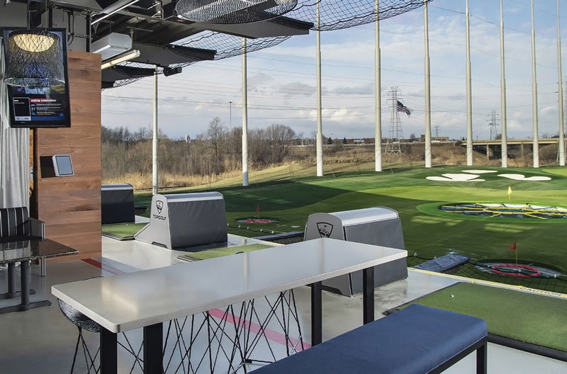 Topgolf Bay Area