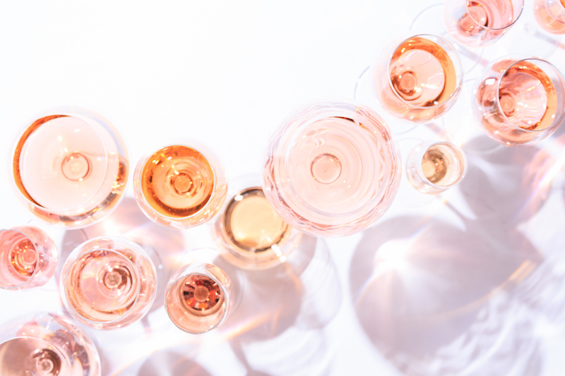 Michigan-made rosés