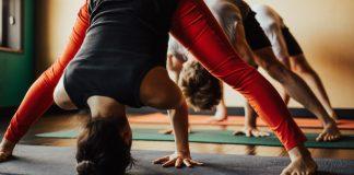 Photograph courtesy of Full Lotus Yoga