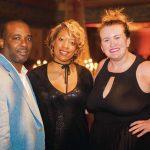 Ray Solomon II, Lakeisha Solomon, Stephanie McClung